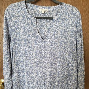 Artisan NY Button-front Blouse